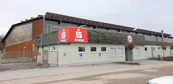 Der Bund unterstützt die Generalsanierung des Buchloer Eisstadions mit Fördergeldern in Höhe von 1,125 Millionen Euro. Foto: Abgeordneten-Büro